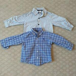Button down shirts bundle