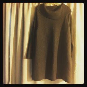 MAKE AN OFFER‼️Alfani Cowl Neck Sweater Size 3X