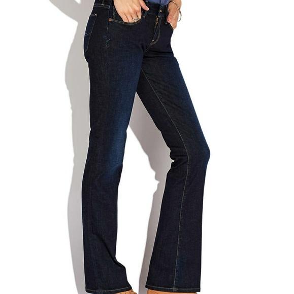832fba7f4f0 Lucky Brand Denim - Lucky Brand Lolita Boot Jean in Millton Denim Blue