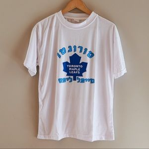 Other - Toronto Maple Leafs Hebrew Tee
