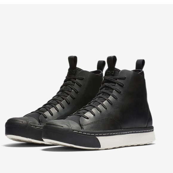 93154efe5773 Converse Other - Converse Jack Purcell s series high top sneakers
