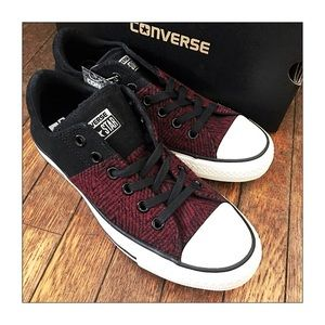 d36c6c8ff47e Converse Shoes - ✨Converse Chuck Taylor AS Madison Deep Bordeaux✨