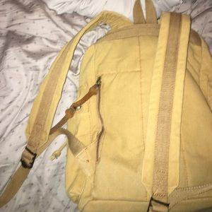 Bags - Tan Augur backpack