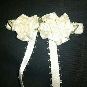 "100 BLESSING Good Girl Boutique Headband 4.5-5/"" ABC Hair Bow 2 Styles 222 No."