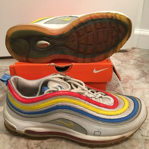 AIR MAX 97 PREMIUM FINISHLINE 25TH ANNIVERSARY ED.  M 5997c69b4127d01dde0508ac e981f84b9