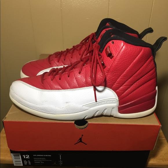 5f2e9ad52fe Jordan Shoes | Air 12 Retro Gym Red | Poshmark