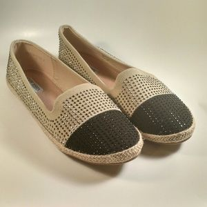 Shoes - 🆕RHINESTONE ESPADRILLES