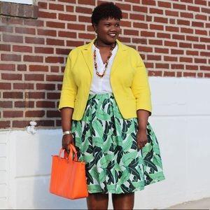 Dresses & Skirts - Custom Palm Leaf Skirt