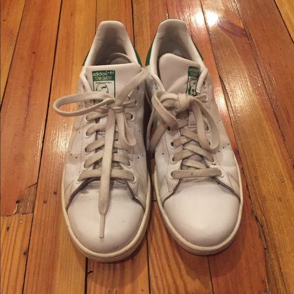 Best Choose Adidas Stan Smith Ultrastar Shoes Green White