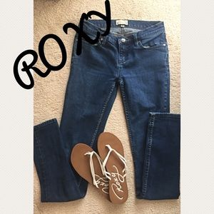 Roxy Sunstrippers skinny jeans 26/3
