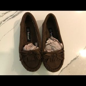 Other - Brand new girls moccasins
