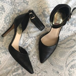 Shoes - Vince Camuto Black Pumps