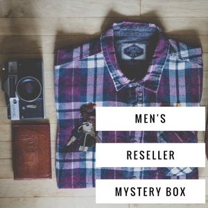 • Men's reseller mystery box •