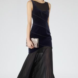 Reiss formal gorgeous long dress. Brand new.