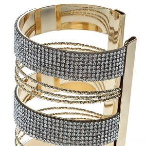 Jewelry - Arm Cuff Bracelet