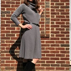The Limited Dresses - Cowl neck sweater dress (The Limited)