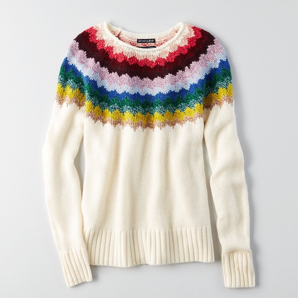 52% off American Eagle Outfitters Sweaters - AEO AHH-MAZINGLY Soft ...