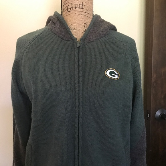 new arrival 40983 49cc1 Cute ladies Green Bay Packers jacket!