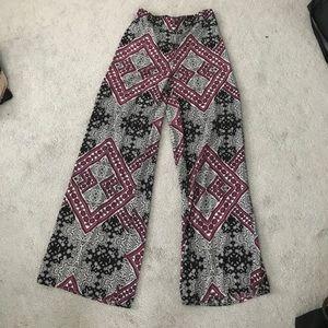 flowy pants!