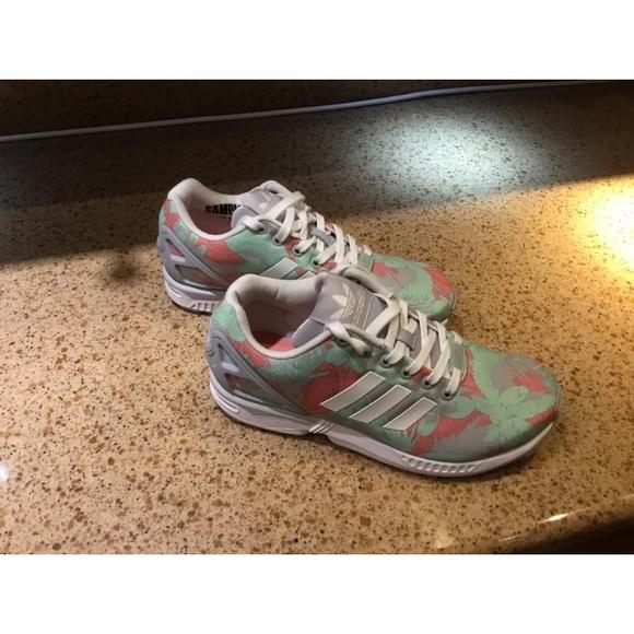 Adidas ZX Flux sample shoe