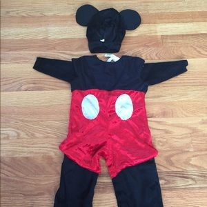 Other - Mickey Mouse baby Halloween costume