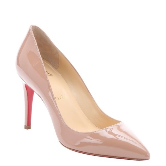 7b41aa90c62 Christian Louboutin Shoes - Christian Louboutin PIGALLE 85