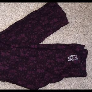 American Eagle outfitters extra S lace leggings