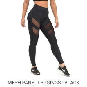 3c9c020480 Lululemon Power Y Tank 🍋 💗 Bebe High Waist Bodycon Skirt Do You Even Mesh  Panel Legging ...