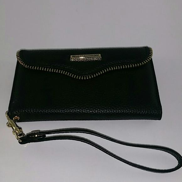 newest 3a7f5 6d798 Rebecca Minkoff Wristlet Wallet Case - iPhone 7 8