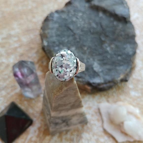 Asos Abalone Ring