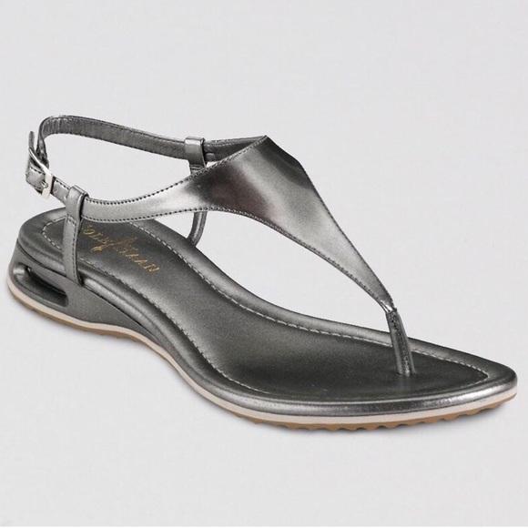 1b6e10b7ca2 Cole Haan Shoes | Air Bria Thong Sandal Size 9 | Poshmark