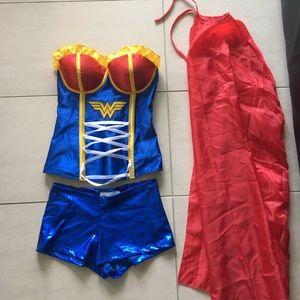 Other - Wonder Woman Halloween Costume
