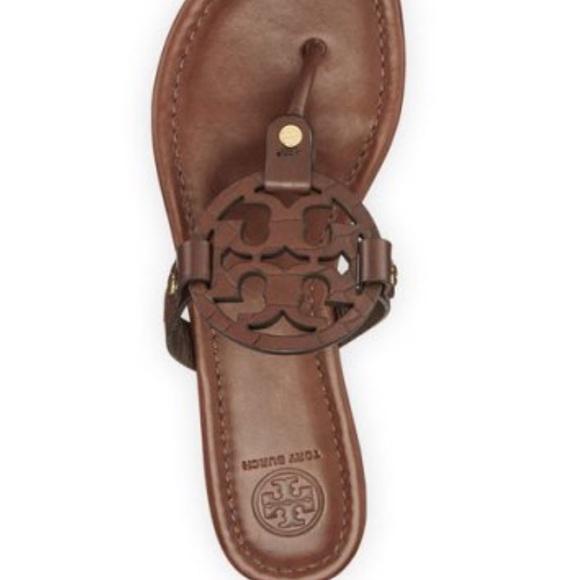 0485694a7aa2f Tory Burch Miller sandal snake print logo