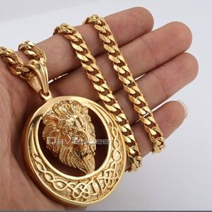 Other - Davieslee Gold Lion Chain