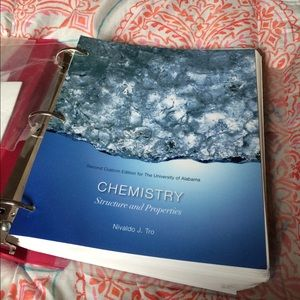 Other - Chemistry Structure and Properties Textbook