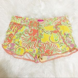 Lilly Pulitzer for Target shorts Large