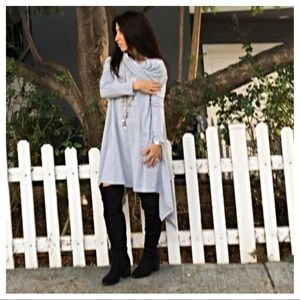 Dresses & Skirts - 🆕 off the shoulder tunic