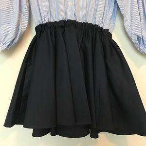 Pixie Market Dresses - Pixie Market Margo Stripe Shirt Dress.
