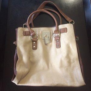 Handbags - Women's large satchel purse