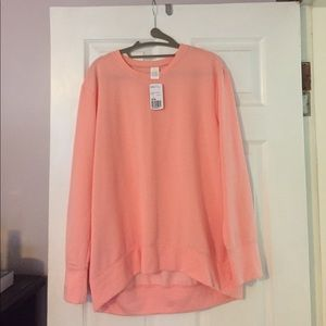 Soft Pink Sweatshirt!