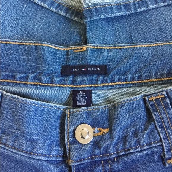 usa cheap sale run shoes factory authentic SALE Tommy Hilfiger Ladies Jeans Size 12