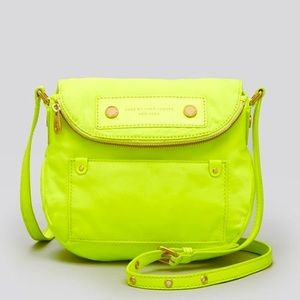 Preppy Nylon Mini Natasha Crossbody