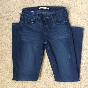Rich & Skinny Jeans - size 25