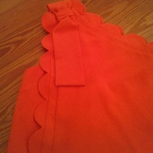 NWOT Victoria Beckham for Target Orange Dress