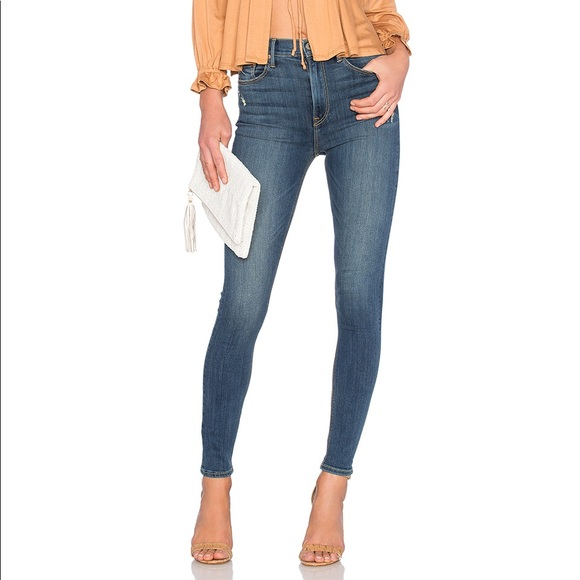 GRLFRND Denim - GRLFRND kendall high-rise super stretch skinny