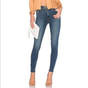 GRLFRND kendall high-rise super stretch skinny