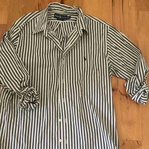 Ralph Lauren Shirts - Was$30-REDUCED EUC Ralph Lauren Button Down