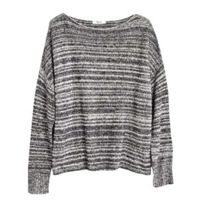Madewell Threadmix Boatneck Sweater