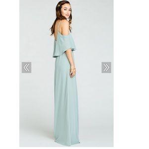 74d57d73cae Show Me Your MuMu Dresses - Show Me Your Mumu - Caitlin - Silver Sage Crisp