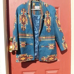 Jackets & Blazers - Vintage Southwest Blazer 🌸